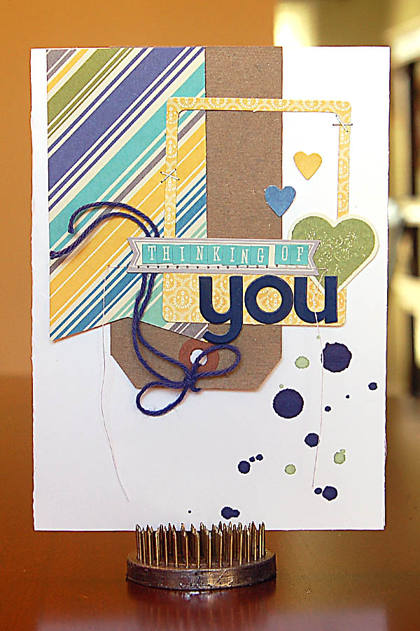 Card-Amy Coose-Thinking Of You