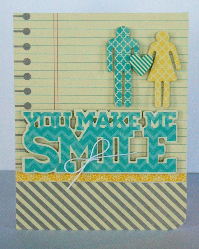 Card-Kimber-You Make Me Smile card1 copy