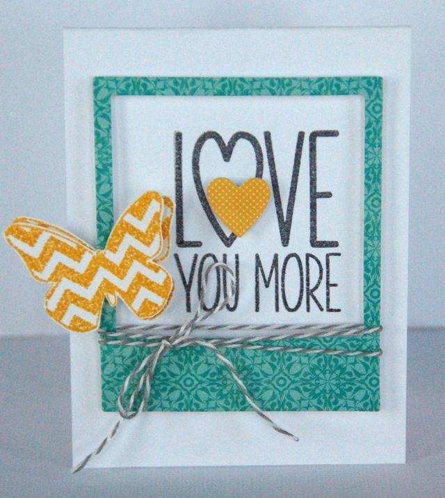 KImber-Love You More card1