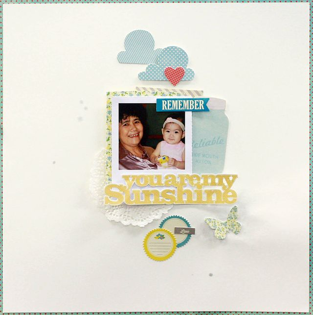 LO-Cindy-You Are My Sunshine