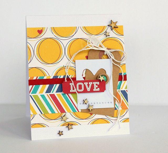 Love card by Sarah Webb