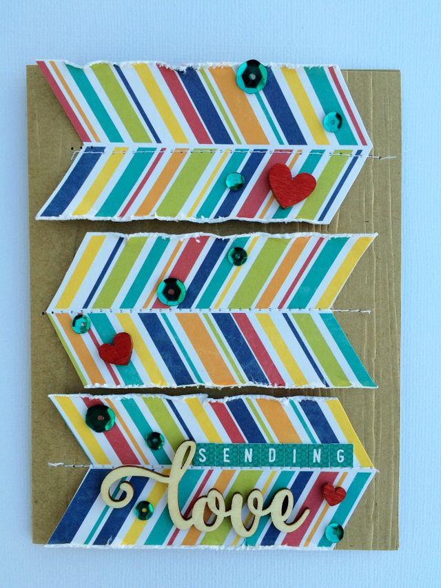 Sending Love Card Pfolchert (768x1024)