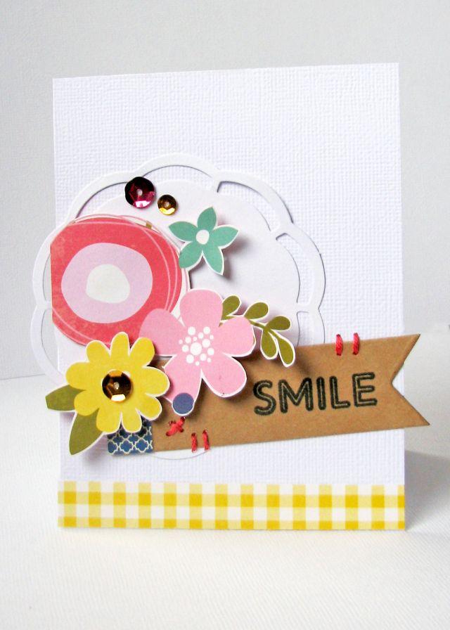 Nicole-Smile card