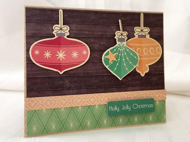 Holly Jolly Christmas - Kristine Davidson