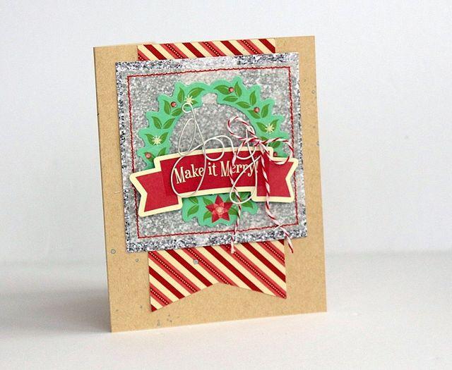 Joy card by Sarah Webb