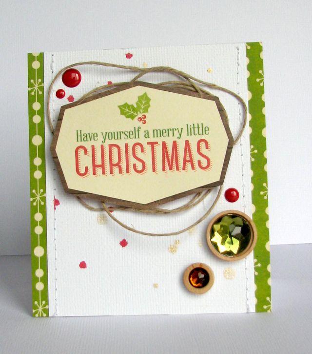 Nicole-merry christmas card