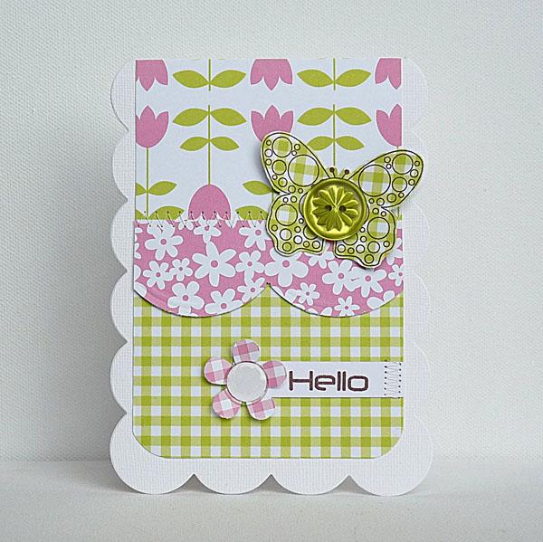 Card-Hello - Ingrid Danvers