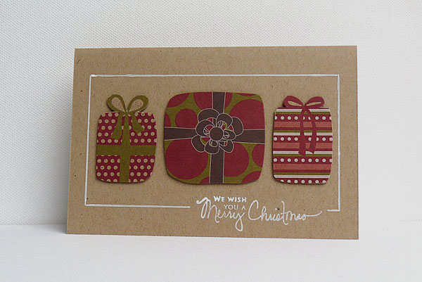 Card-ingrid We Wish You a Merry Christmas - Ingrid Danvers
