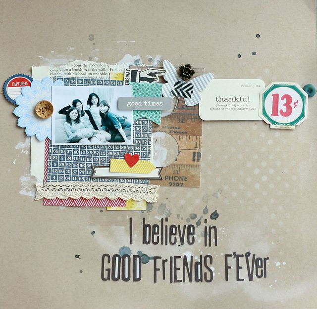 LO-Cindy-I Believe In Friends Forever