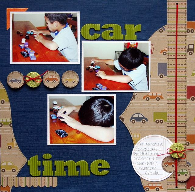Layout-kim Car Time