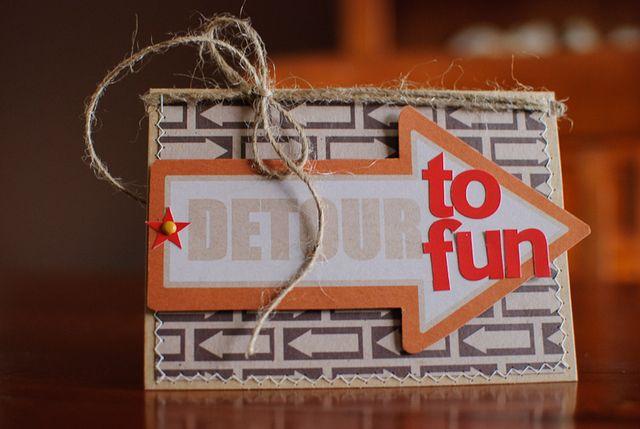 Card-kima Detour to fun (1 of 2)