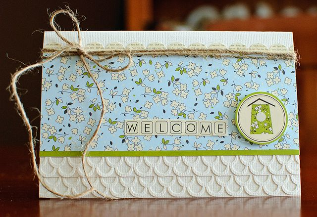 Card-kima welcome (card) (1 of 3)