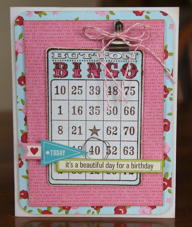 Card-Kimber-Bingo Birthday