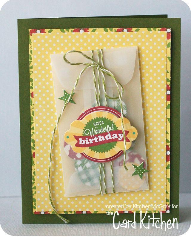 Tck-april birthday card