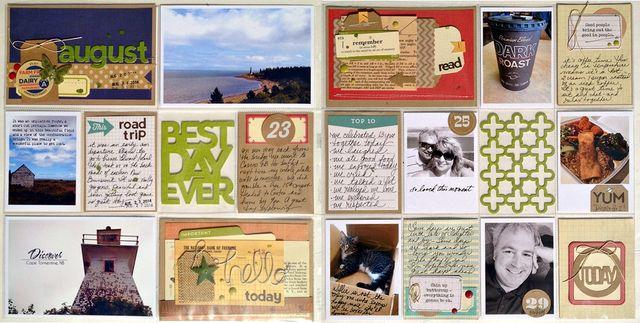 August Life Stories - Kristine Davidson