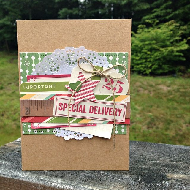 Special Delivery - Kristine Davidson