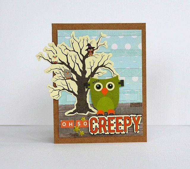 Creepy card -Sarah Webb