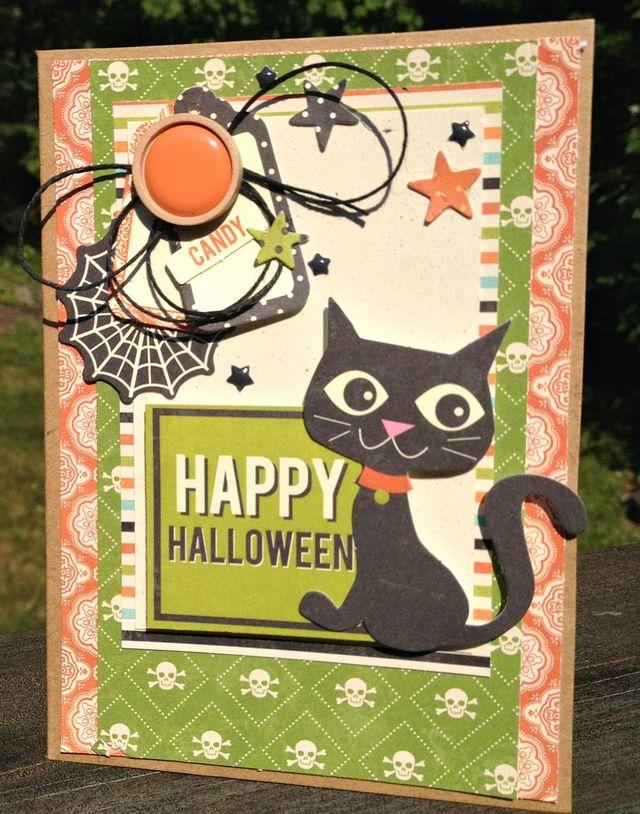 Happy Halloween - Kristine Davidson