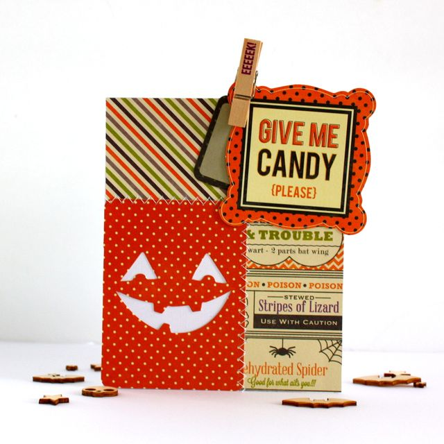 Kimj candy card