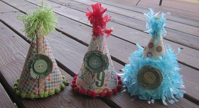 Jen-Birthday Party Hats