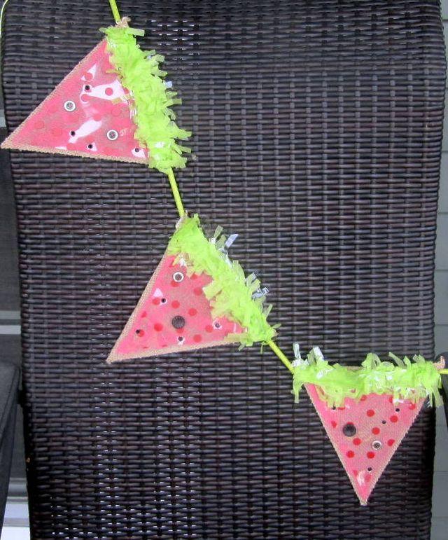 Project-Jen-Watermelon Garland