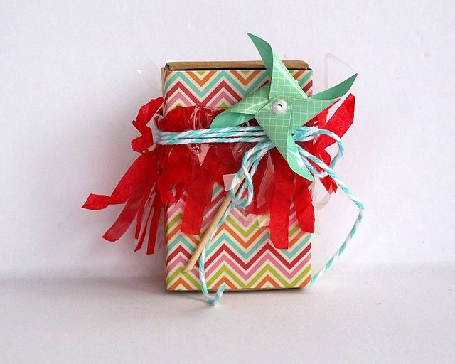 Treat box by Sarah Webb