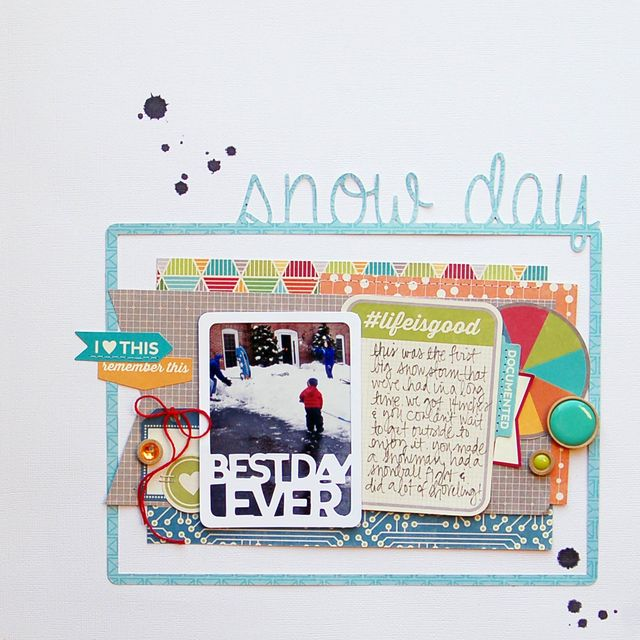LO-Amy Coose-Snow Day