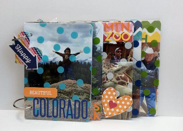 Colorado Vacation Mini Album Pfolchert (1024x732)