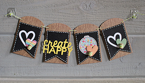 Create happy banner Kimberly Crawford