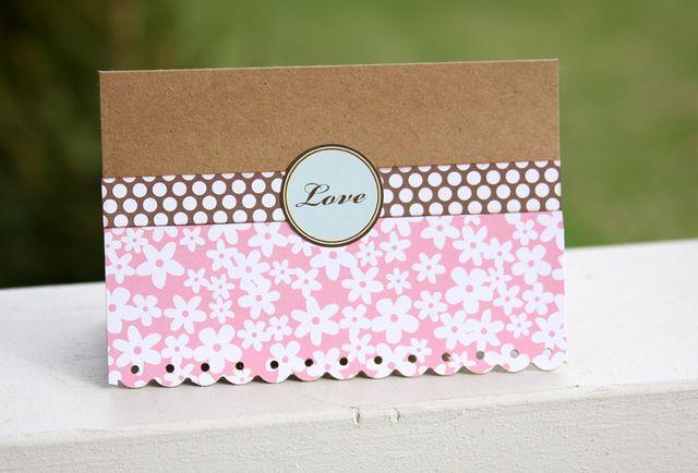Card-shannon Love Card