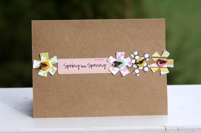 Card-shannon spring has sprung card