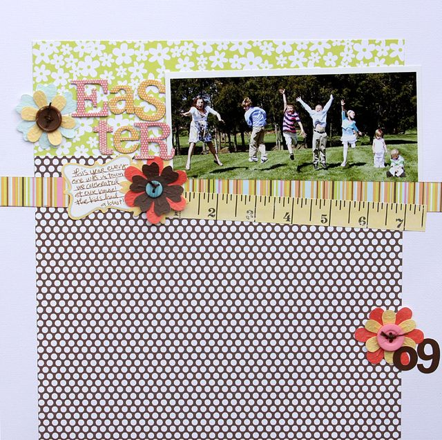 Layout-shannon Easter