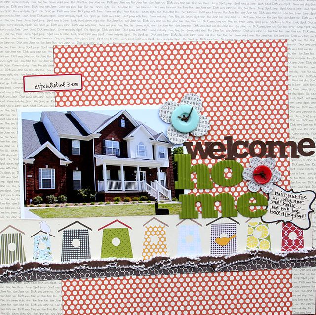 Layout-shannon welcome home