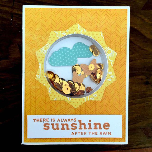 After the Rain - Kristine Davidson