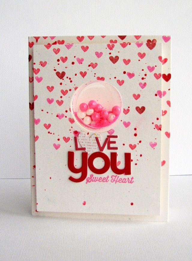 Card-Nicole-Love You Sweetheart