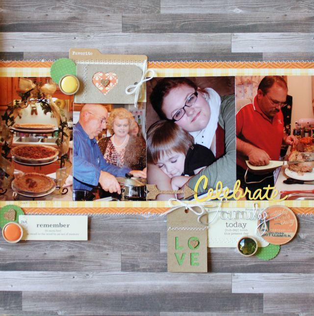 Family Thanksgiving Celebration LO Pfolchert