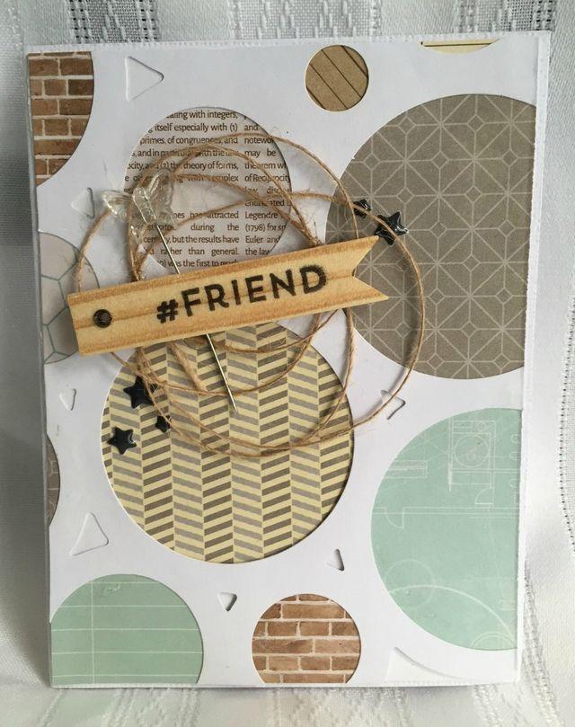 #Friend - Kristine Davidson
