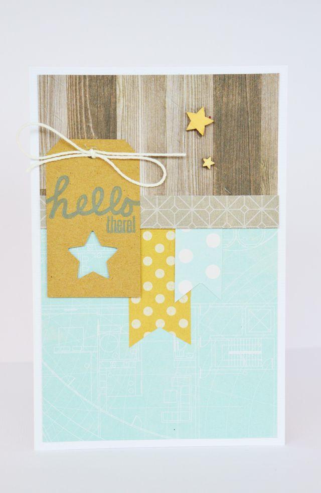 Jillibean Soup_Leanne Allinson_CHA card 3_hello