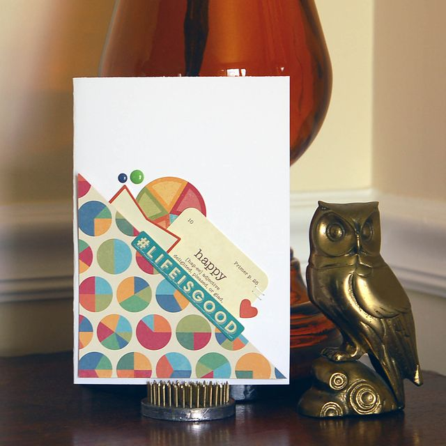 Card-Life Is Good-Amy Coose