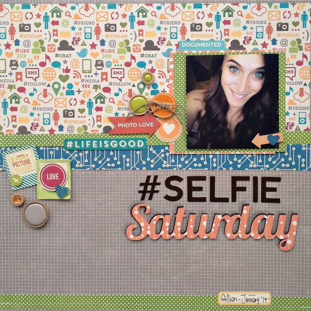 KristineDavidson-SelfieSaturday