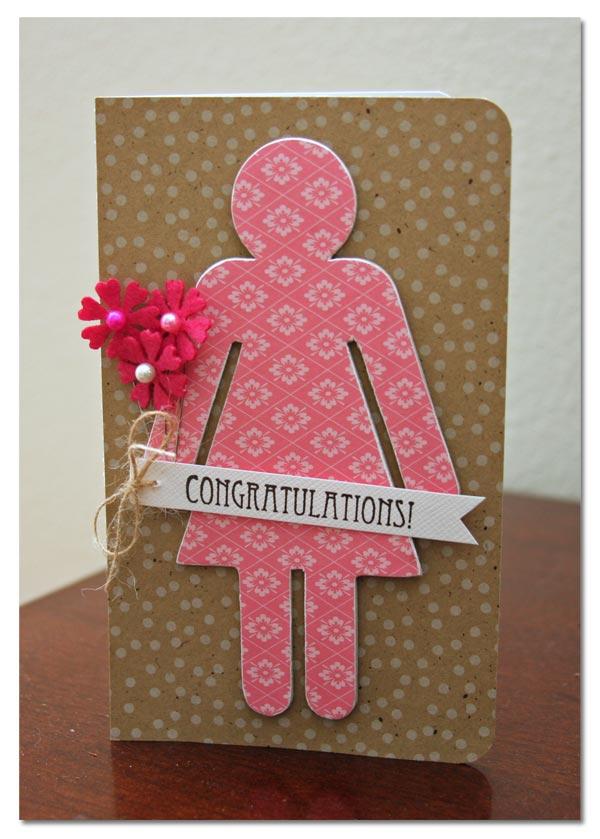 Card-summer Congratulations-Card