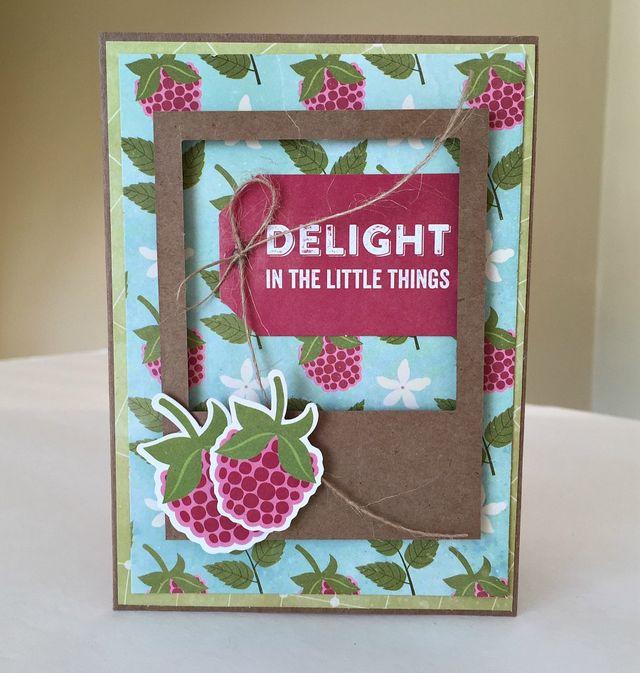 Delight _ Kristine Davidson