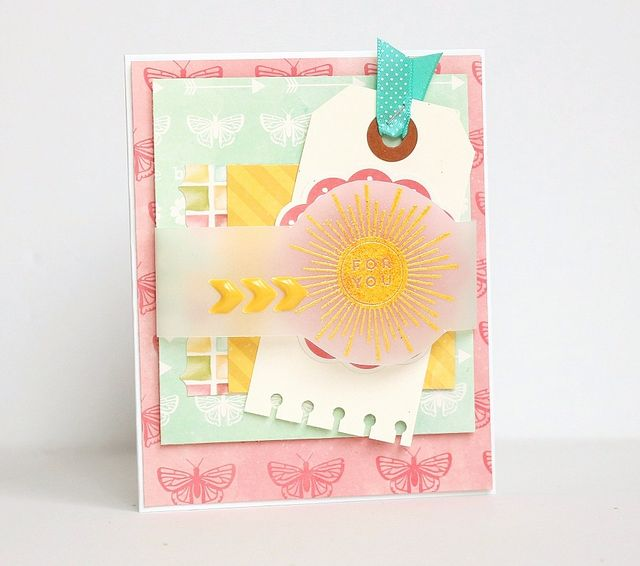 For you card by Sarah Webb