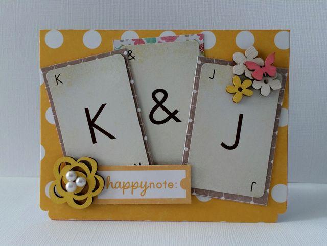 Happy Note Wedding Card P.Folchert (1024x773)