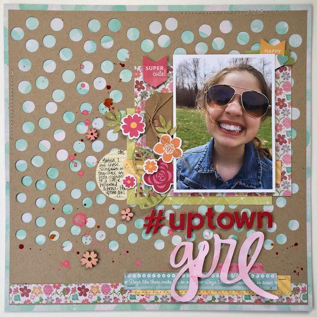 Uptown Girl - Kristine Davidson
