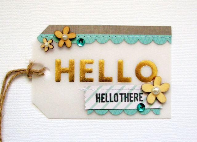 Tag-Nicole-Hello Hello There